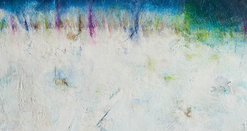 8.생명-기운을 품다,162X130, Mixed media on Canvas.