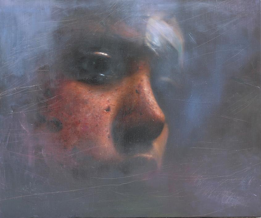 3. 치유,EXISTENCE NO11, Oil on canvas, 60.6x72.7cm, 2016.
