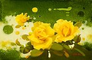 5月의 향기, Oil on canvas, 40.9x27.3cm. 2015.jpg