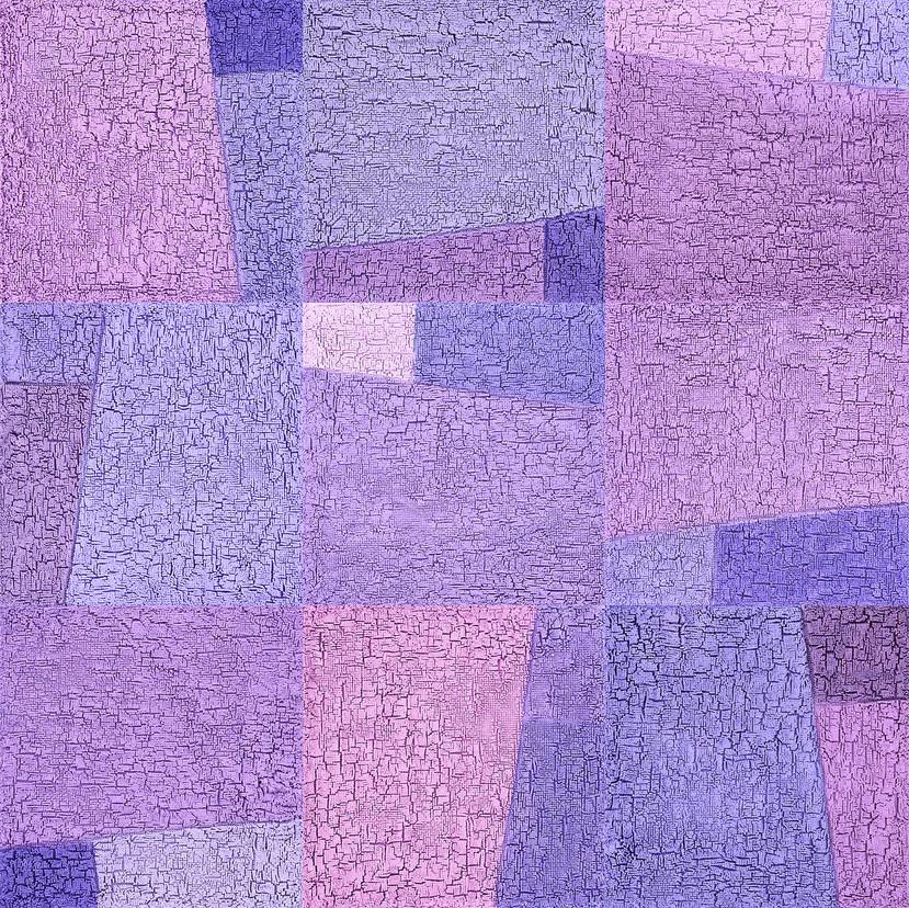 공존-밀알의 숲 150S 181.8×181.8 / mixed materiais / 2020