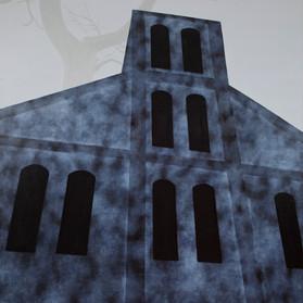 9.회색도시-교회,2015 ,100F.