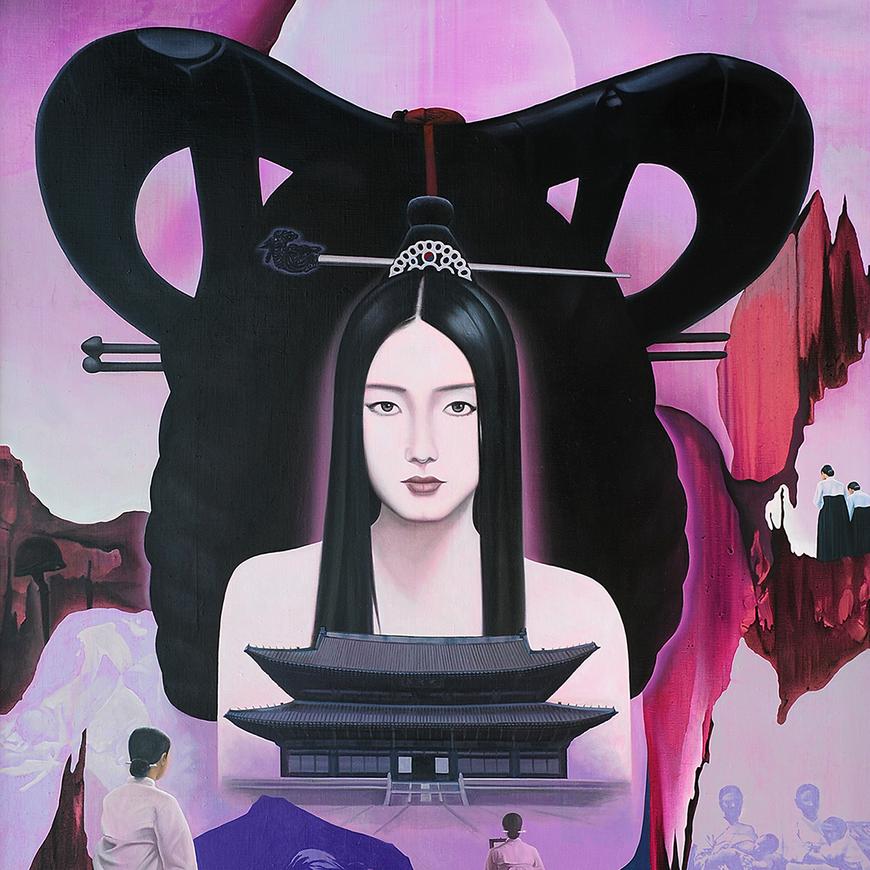 2000.신명성황후(The New Myungsung empress