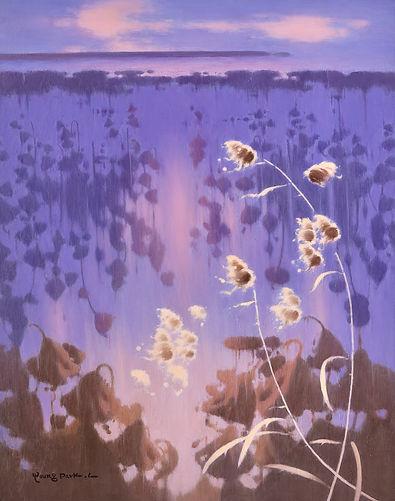 아침-양수리 갈밭, Oil on canvas, 116.8x91.07cm. 2019..jpg