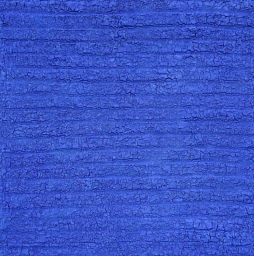 공존-밀알의 숲130S3 /145.5x145.5cm / mixed materiais / 2019