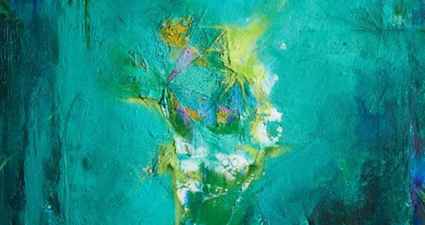 11.생명-진화하다,162X130, Mixed media on Canvas.