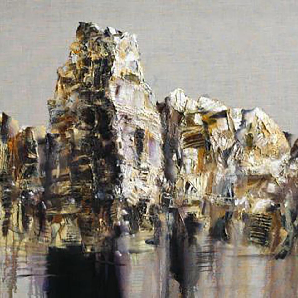 자연의숨, Oil on canvas, 194.0x97.0cm. 2011..jpg