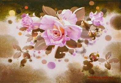 5月의 향기, Oil on canvas, 72.7x50.0cm. 2020.jpg