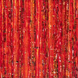 이민영_Heartbreaking_61x61cm_Oil on Canvas.