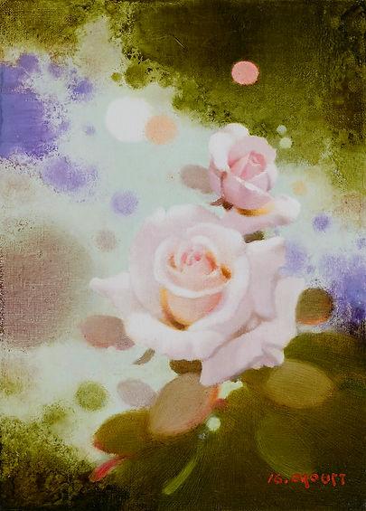 5月의 향기, Oil on canvas, 33.4x24.2cm. 2016.jpg