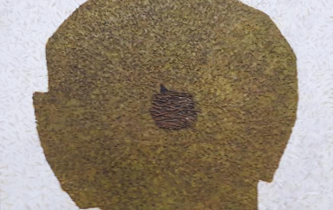 차경복-보금자리5, 72.5x72.5cm, Oil on canvas, 2019.
