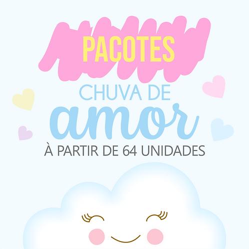 Kit de Caixinhas Chuva de Amor