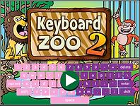 Keybaord Zoo 2 game