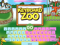 keyboard zoo game