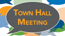 Town Hall Meeting 8/9/20