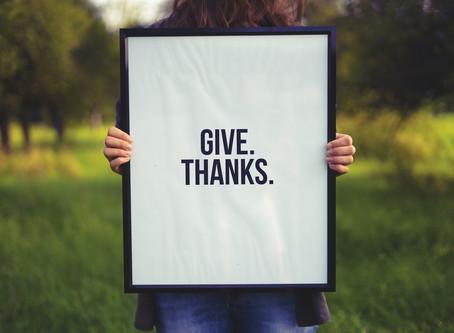 A Better Life Through Gratitude