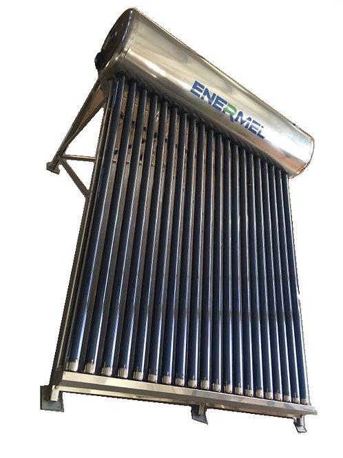 Termo Solar 250 litros Acero inoxidable