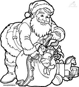 Mobiler Weihnachtsmann Bayern mieten