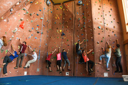 Adventure Unlimited Ranches Rock Gym, Colorado