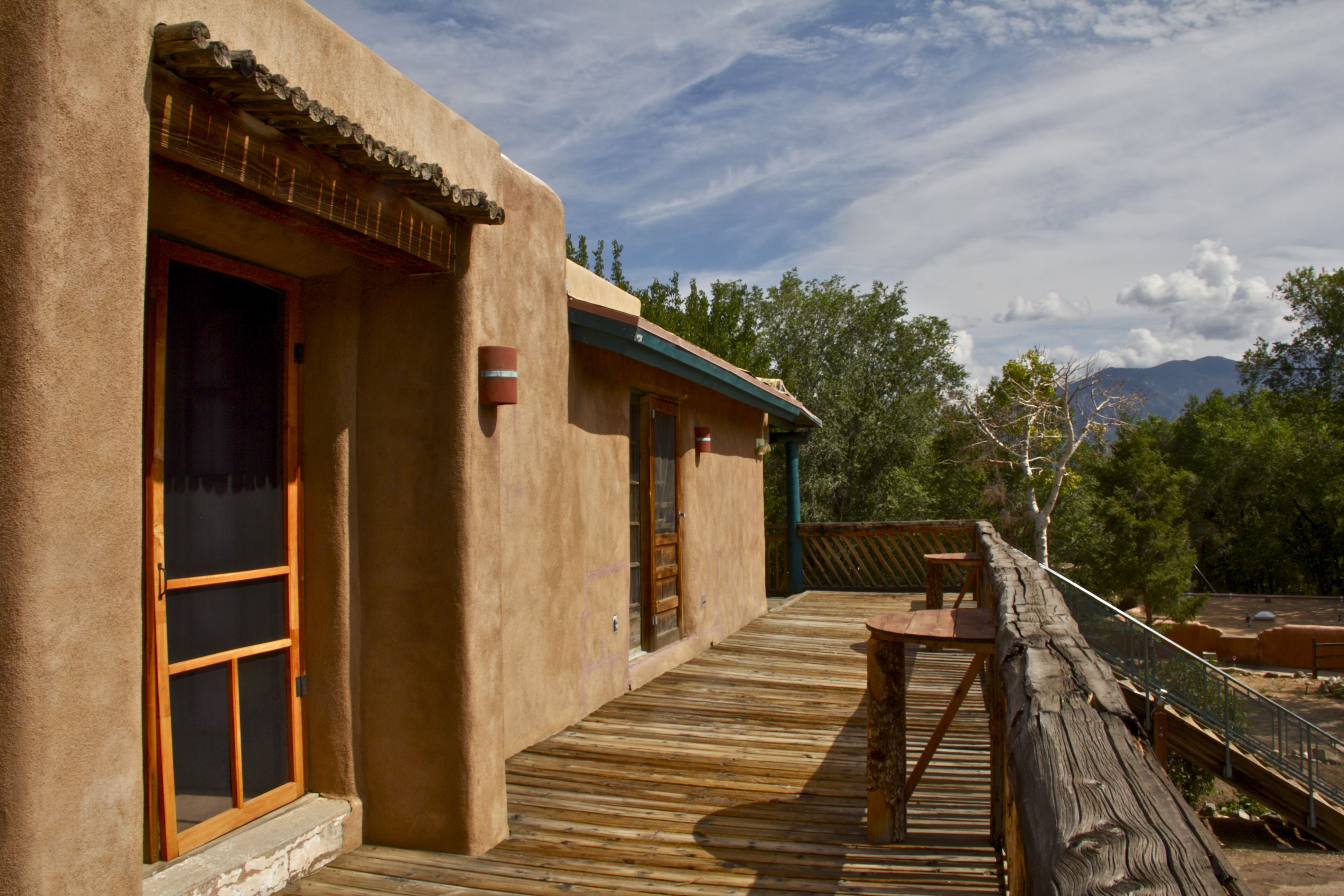 San Geronimo Lodge, New Mexico