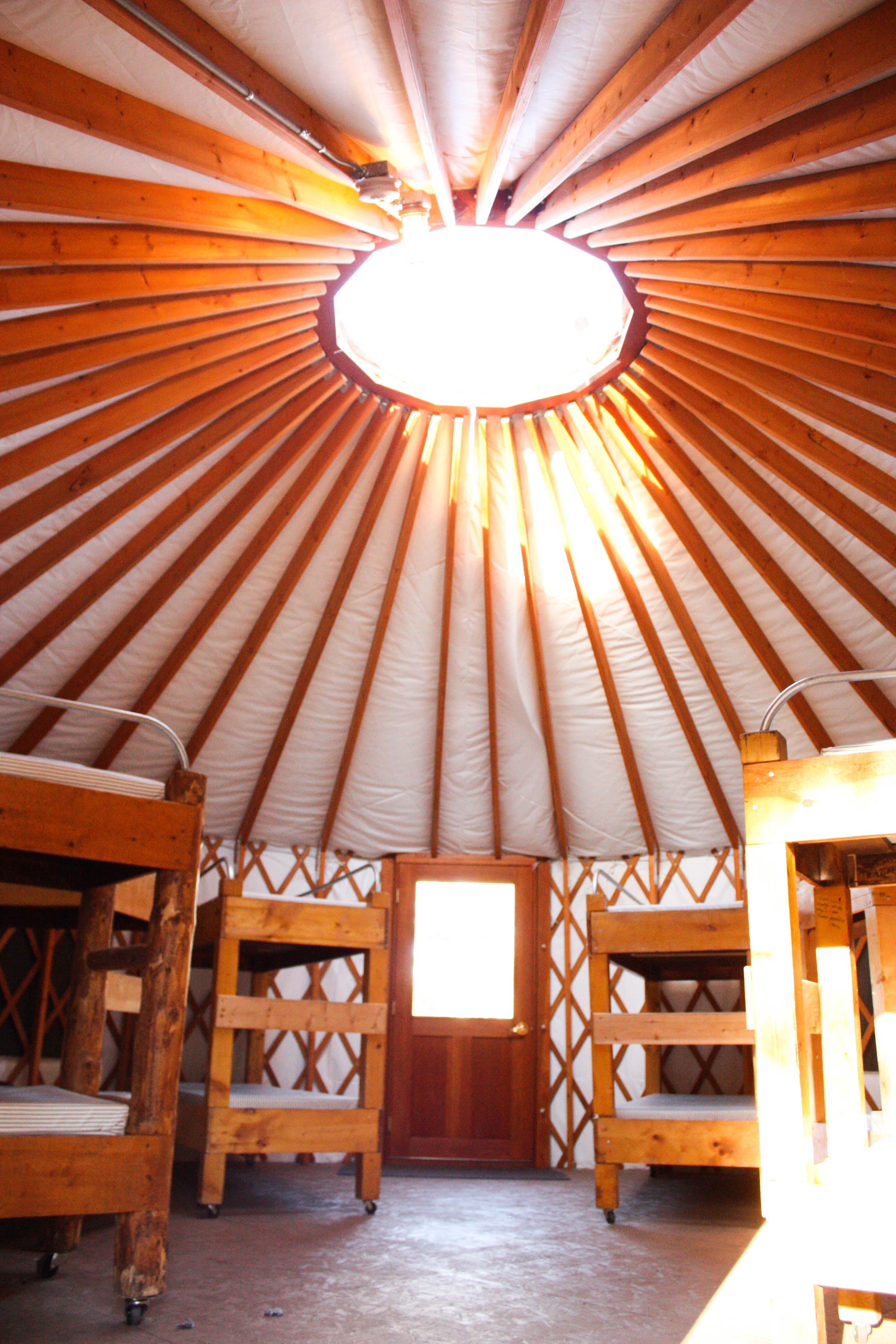 Link School Yurt, Colorado