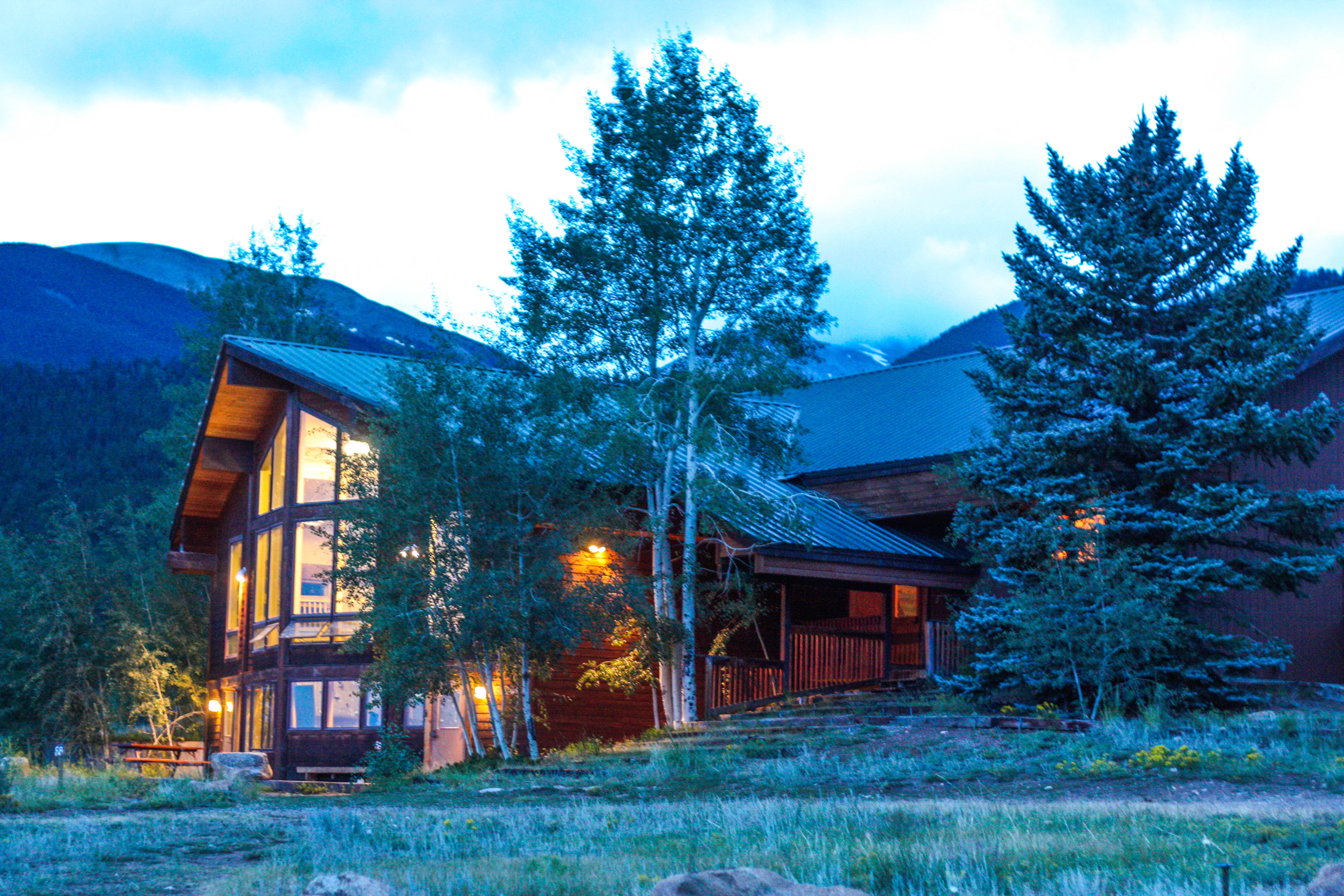 Wyly Lodge, Adventure Unlimited Ranches