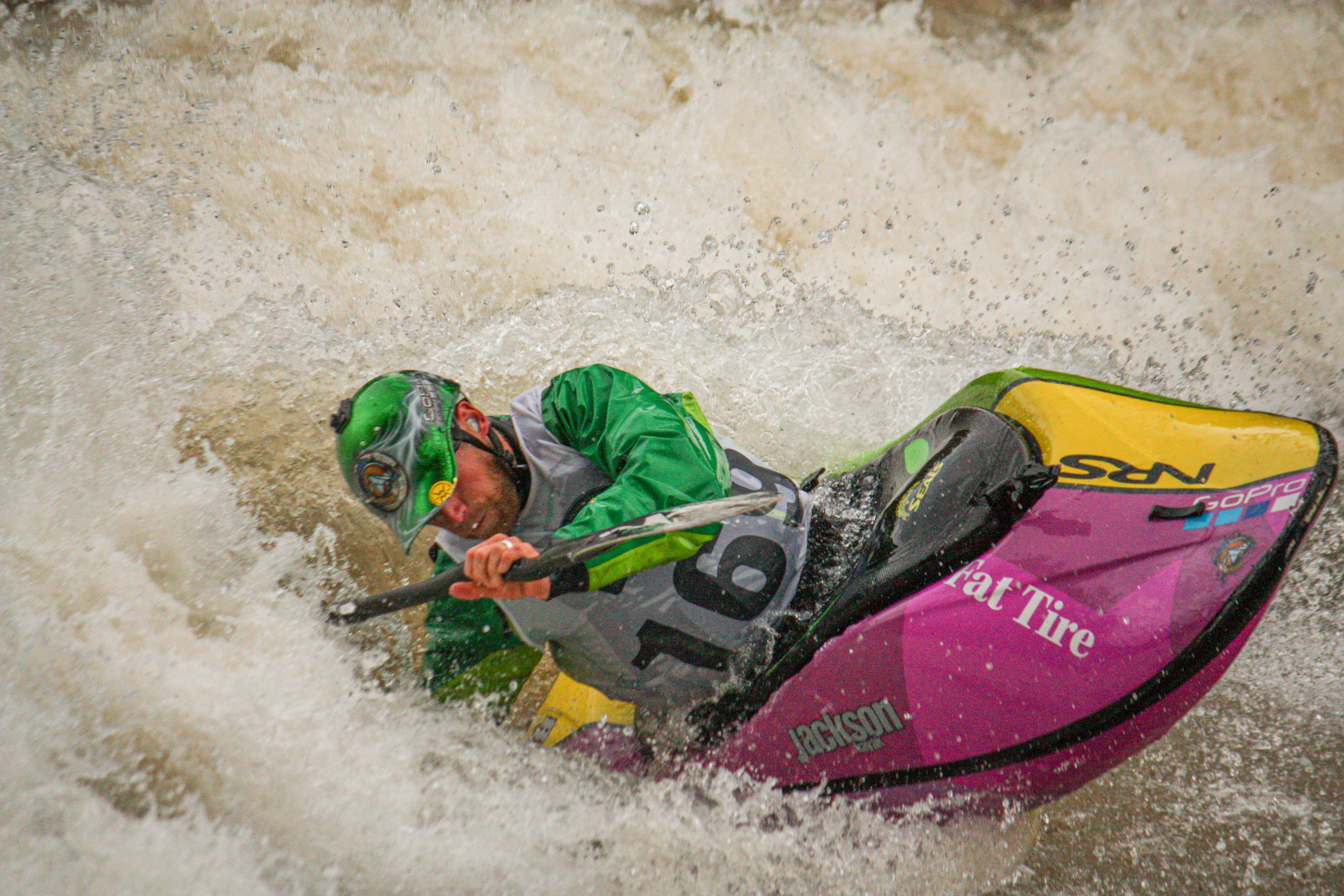 Freestyle Finals 2019, FIBArk Whitewater Festival