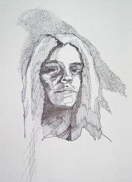 """Self-Portrait"""