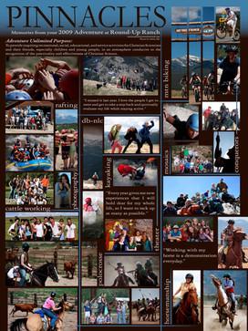 Summer Camp Poster Design + Photos