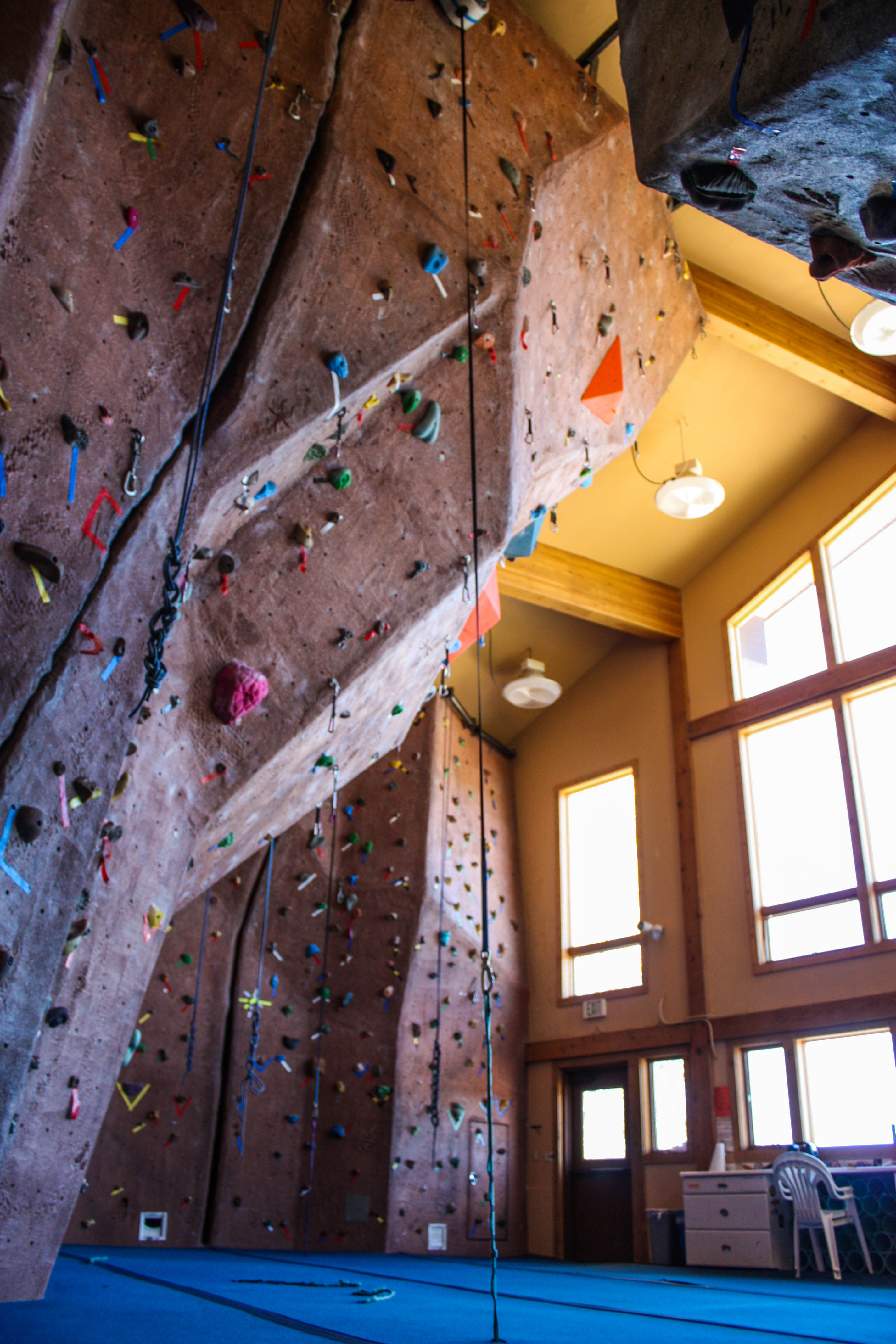Adventure Unlimited Ranches Rock Gym, Colorado