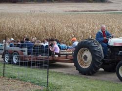 Hay Ride!