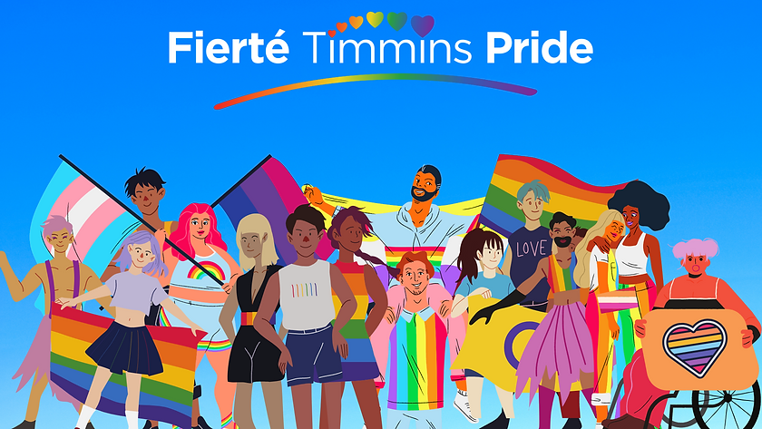Tell us what you think the 2SLGBTQ+ community needs. Take this survey! timminspride.comsur