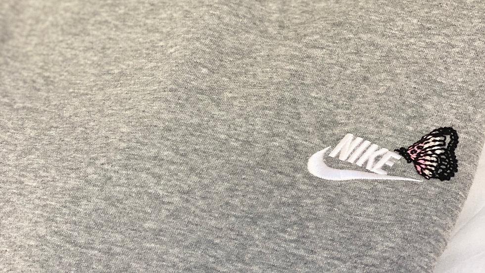 Butterfly Nike Sweatshirt - Choose your Charity!