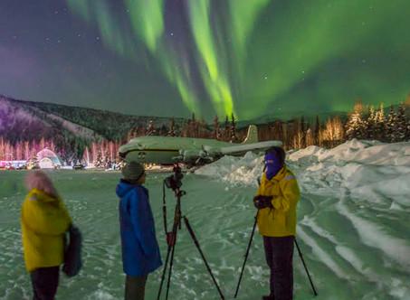 USA: Alaska's Northern Lights