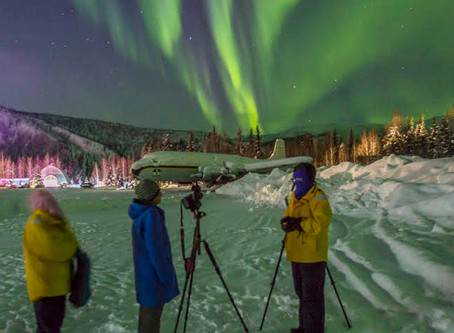 USA: Alaska's Northern Lights