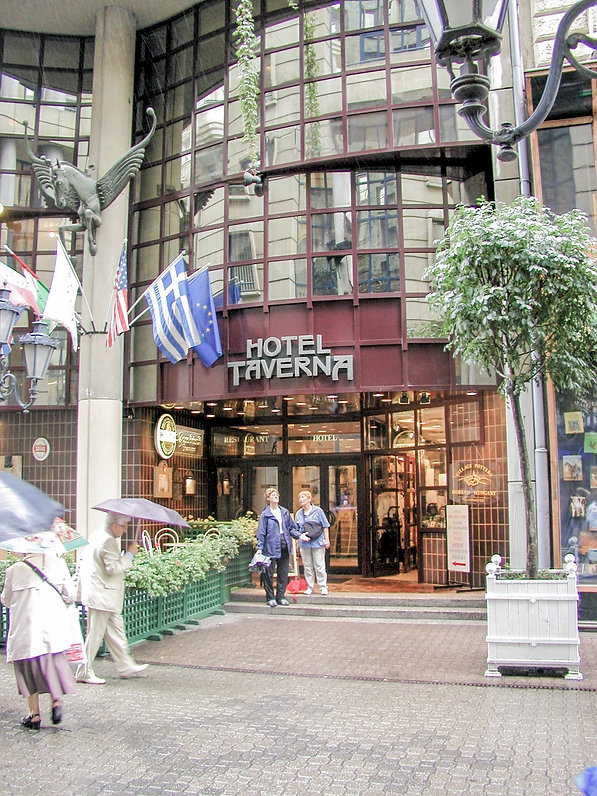 Hotel Taverna, Budapest, Hungry