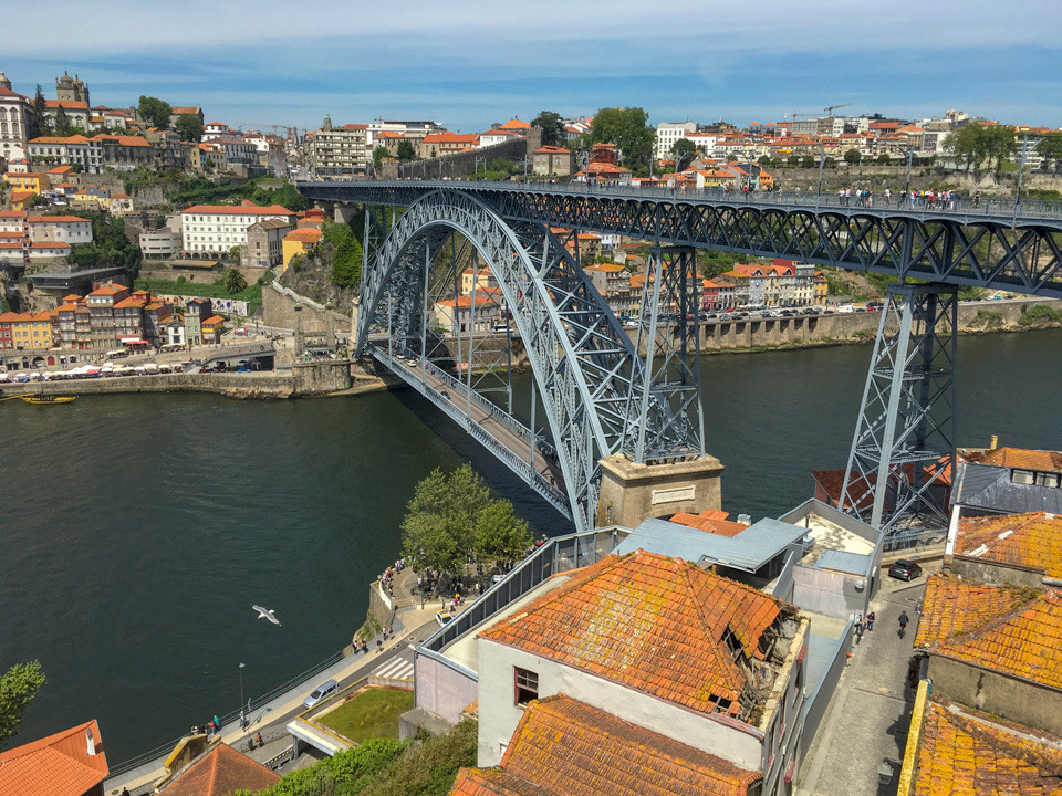 Porto Portugal bridge