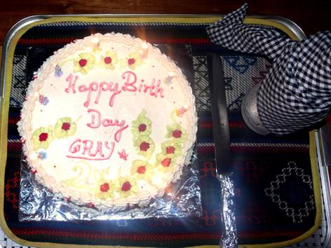 Bhutan Birthday