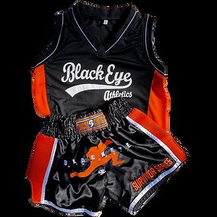 BlackEye Thai Short Set