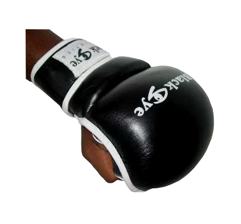 BlackEyE MMA Training Gloves