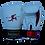 "Thumbnail: BlackEye ""Great White Shark"" Boxing Gloves"