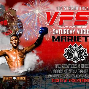 Victory Fight Series IX - RIZE