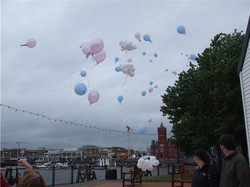 Balloon Release 2008