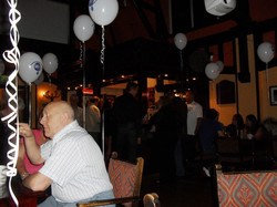 Fundraising disco and auction
