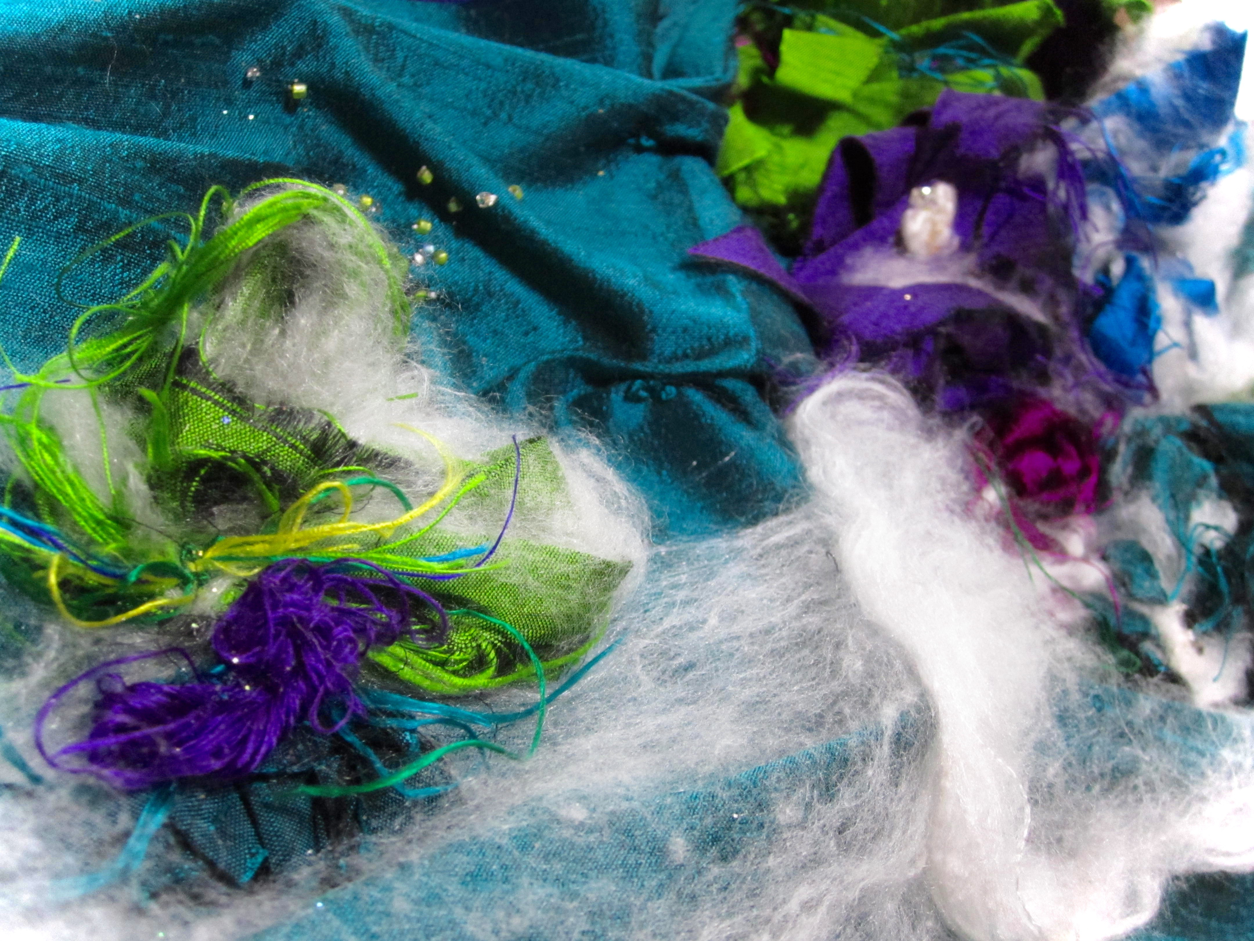 真綿と珊瑚