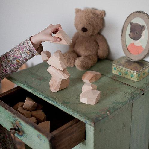 15 pcs. playful blocks collection