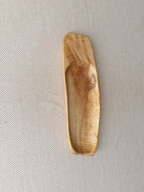 1 dalies padėkliukas iš uosio (47 cm)