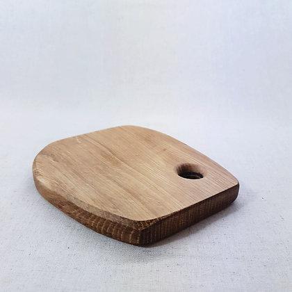 Pjaustymo lentelė iš ąžuolo (17 cm)