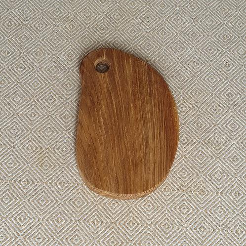 Ąžuolinė pjaustymo lentelė (26 cm)