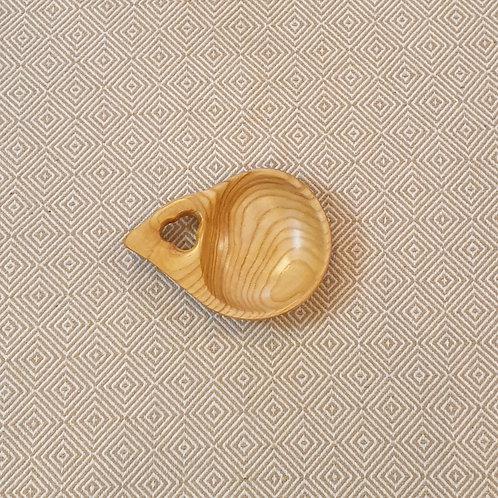 1 d. padėkliukas iš uosio (19 cm)