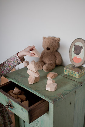 8 pcs. playful blocks collection
